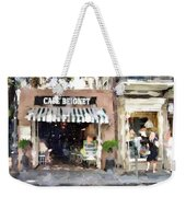 Cafe Beignet Summer Day Weekender Tote Bag