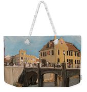 Cafe Hollander 1 Weekender Tote Bag