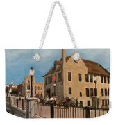 Cafe Hollander 2 Weekender Tote Bag