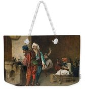 Cafe House, Cairo  Weekender Tote Bag