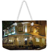 Cafe Louis Philippe Weekender Tote Bag