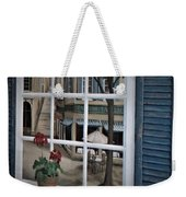 Cafe On The Left Bank Of Paris Weekender Tote Bag
