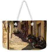 Cafe Piccolo Weekender Tote Bag