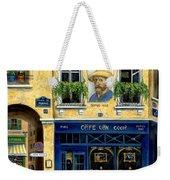 Cafe Van Gogh Weekender Tote Bag