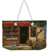 caffe Re Weekender Tote Bag