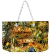 Cagnes Landscape 1 Weekender Tote Bag