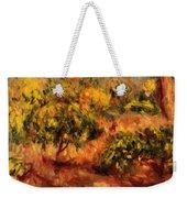 Cagnes Landscape 1919 Weekender Tote Bag