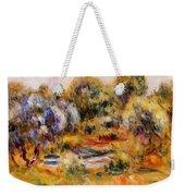 Cagnes Landscape 2 Weekender Tote Bag