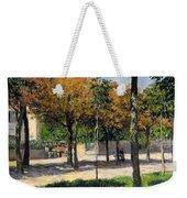 Caillebotte: Argenteuil Weekender Tote Bag by Granger