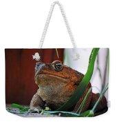 Cain Toad Weekender Tote Bag