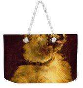 Cairn Terrier   Weekender Tote Bag by George Earl