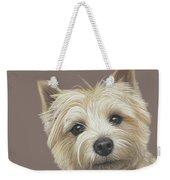 Cairn Terrier - Dave Weekender Tote Bag