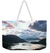 Cairngorms Weekender Tote Bag