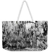 Cajuns Collecting Moss Weekender Tote Bag