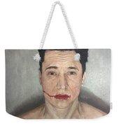 Caked Up Make Up Weekender Tote Bag