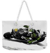 Cal Crutchlow Weekender Tote Bag