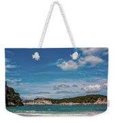 Cala Galdana Bay Menorca Weekender Tote Bag
