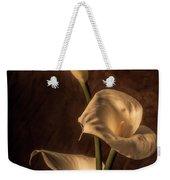 Cala Lilies Weekender Tote Bag