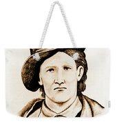 Calamity Jane Weekender Tote Bag