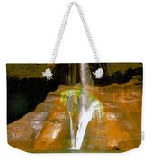 Calf Creek Falls Utah Weekender Tote Bag