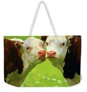 Calfs Weekender Tote Bag