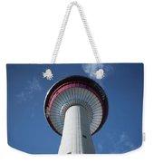 Calgary Tower Weekender Tote Bag