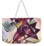 Caliban From Shakespeare The Tempest 1914 Weekender Tote Bag