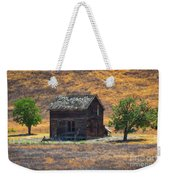 Calico Grass  Weekender Tote Bag