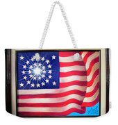 California 31st State. Superstar  Weekender Tote Bag