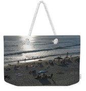 California Carlsbad Beach Almost Sunset Weekender Tote Bag