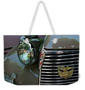 California Chevy Classic Weekender Tote Bag