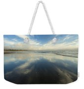 California Cirrus Explosion Weekender Tote Bag