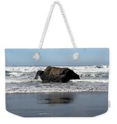California Coast Ocean Waves 2 Weekender Tote Bag