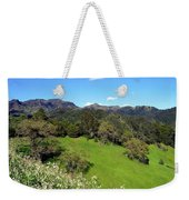 California Highlands Weekender Tote Bag