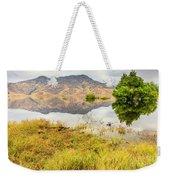 California Kaweah Lake Scene Weekender Tote Bag