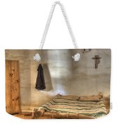 California Mission La Purisima Private Quarters Weekender Tote Bag