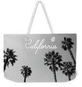 California Palm Trees By Linda Woods Weekender Tote Bag