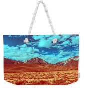 California Postcards One Weekender Tote Bag