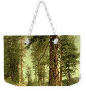 California Redwoods Weekender Tote Bag