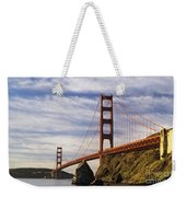 California, San Francisco Weekender Tote Bag