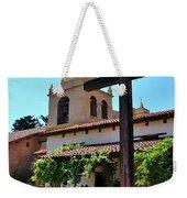 California Spanish Mission Weekender Tote Bag