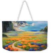 California Spring Big Sur Weekender Tote Bag