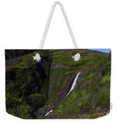 California Spring Falls Weekender Tote Bag