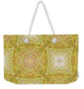 California Spring Oscillation Pattern Weekender Tote Bag