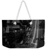 California St San Francisco Weekender Tote Bag