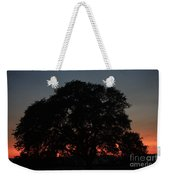 California Sunset Weekender Tote Bag