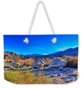 California Wilderness Panorama Weekender Tote Bag
