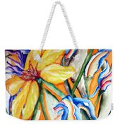 California Wildflowers Series I Weekender Tote Bag