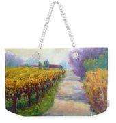 California Wine Country Weekender Tote Bag
