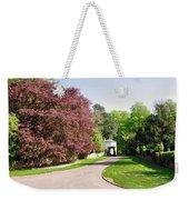Calke Abbey Entrance - Ticknall Weekender Tote Bag